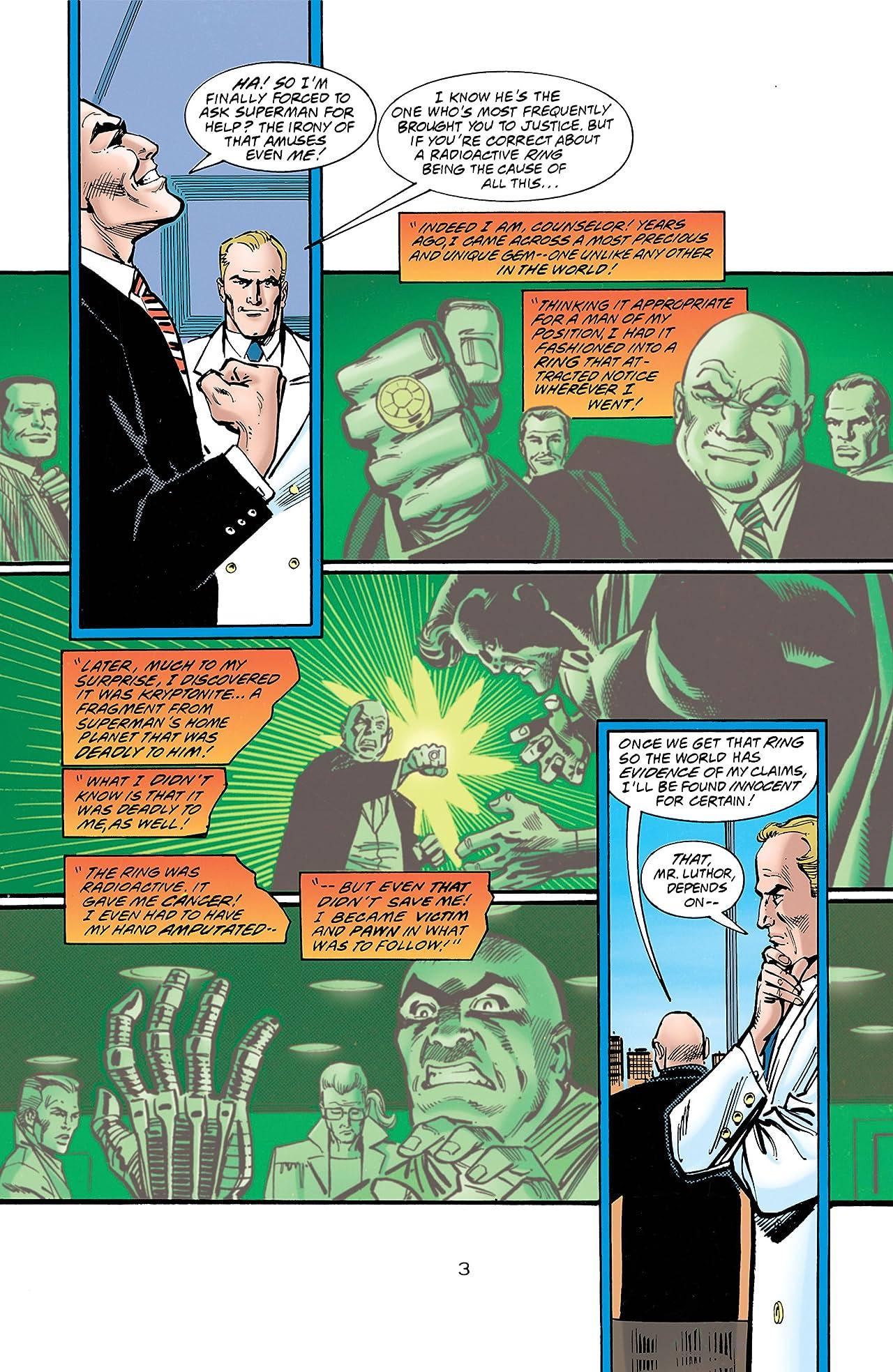 Superman (1987-2006) #126
