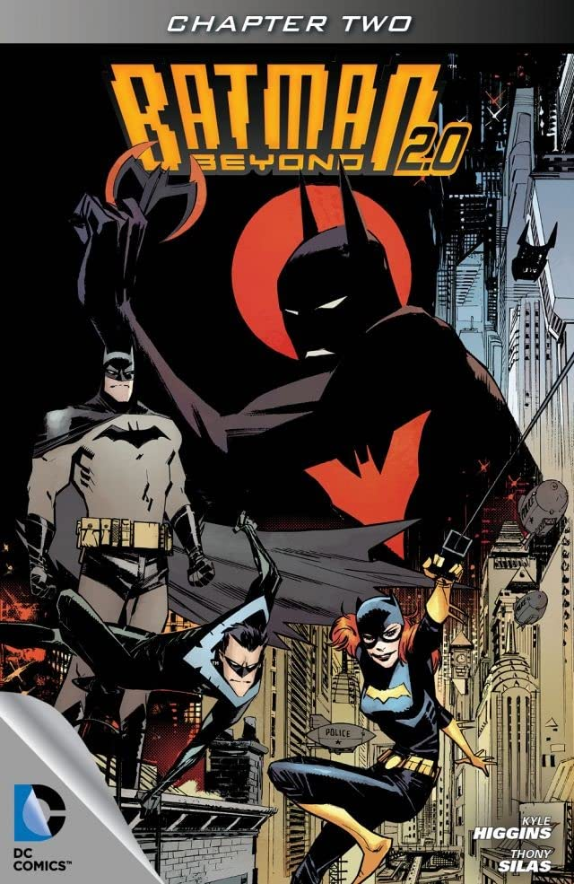 Batman Beyond 2.0 (2013-2014) #2
