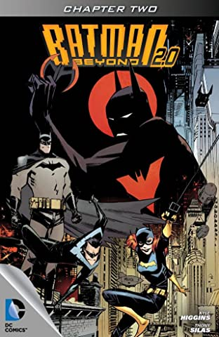Batman Beyond 2.0 (2013-2014) #2