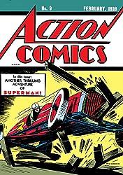 Action Comics (1938-2011) #9