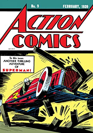 Action Comics (1938-2011) No.9