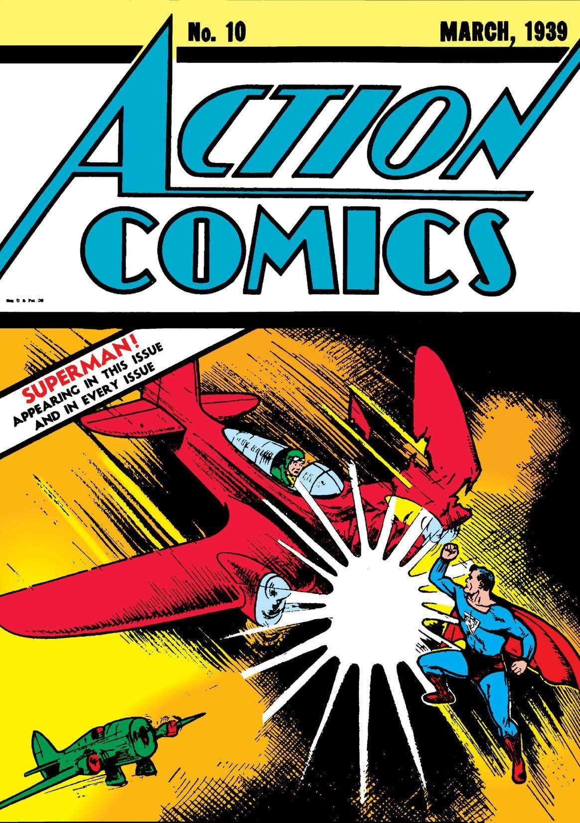 Action Comics (1938-2011) #10