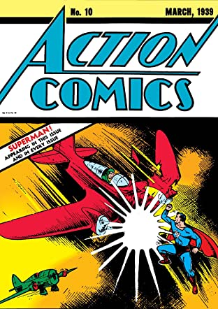 Action Comics (1938-2011) No.10
