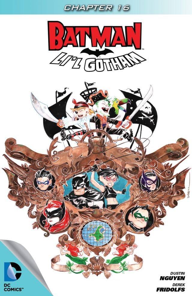 Batman: Li'l Gotham #16