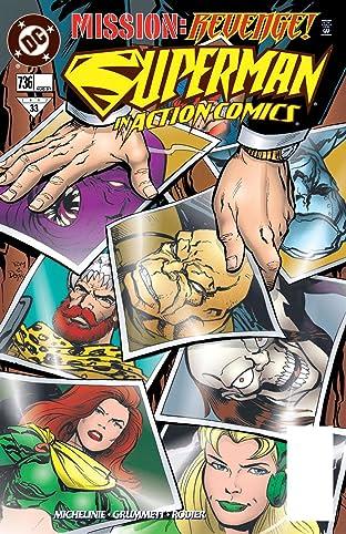 Action Comics (1938-2011) #736
