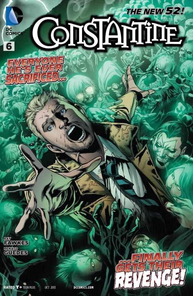 Constantine (2013-2015) #6