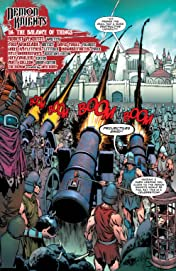 Demon Knights (2011-2013) #23