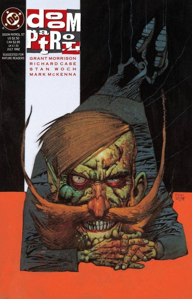 Doom Patrol (1987-1995) #57