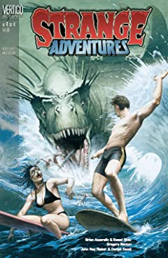 Strange Adventures (1999-2000) No.4