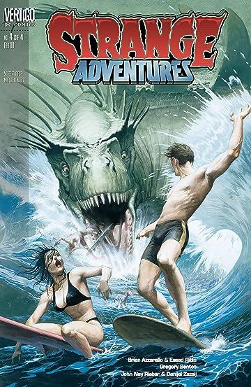 Strange Adventures (1999-2000) #4