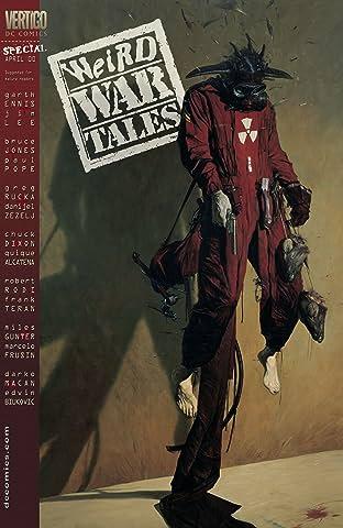 Weird War Tales Special (2000) #1