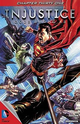 Injustice: Gods Among Us (2013) #31