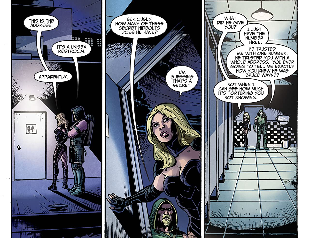 Injustice: Gods Among Us (2013) #31