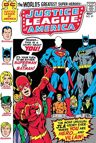 Justice League of America (1960-1987) #89