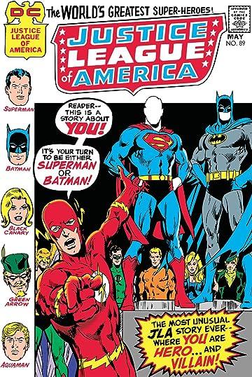 Justice League of America (1960-1987) #89