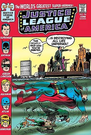 Justice League of America (1960-1987) #90