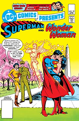 DC Comics Presents (1978-1986) #32