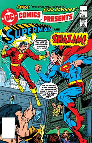 DC Comics Presents (1978-1986) #33
