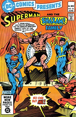 DC Comics Presents (1978-1986) #34
