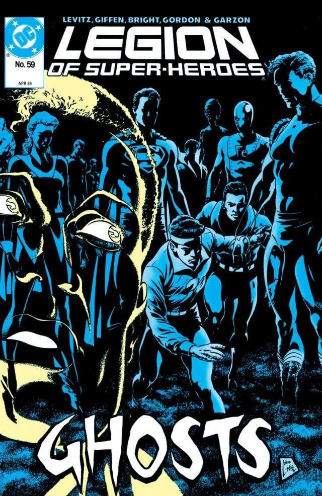 Legion of Super-Heroes (1984-1989) #59