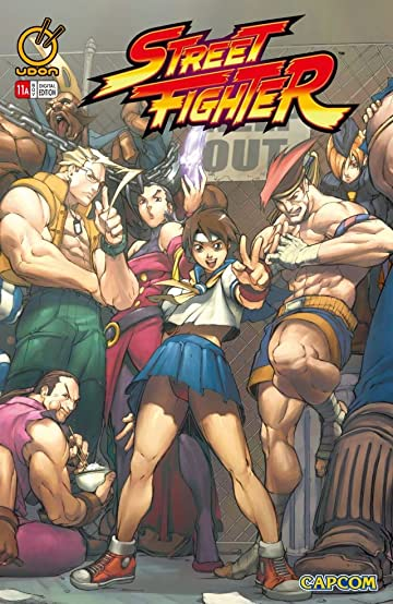 Street Fighter #11