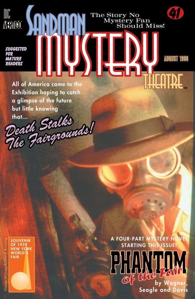 Sandman Mystery Theatre (1993-1999) #41