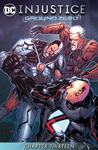 Injustice: Ground Zero (2016-) #13
