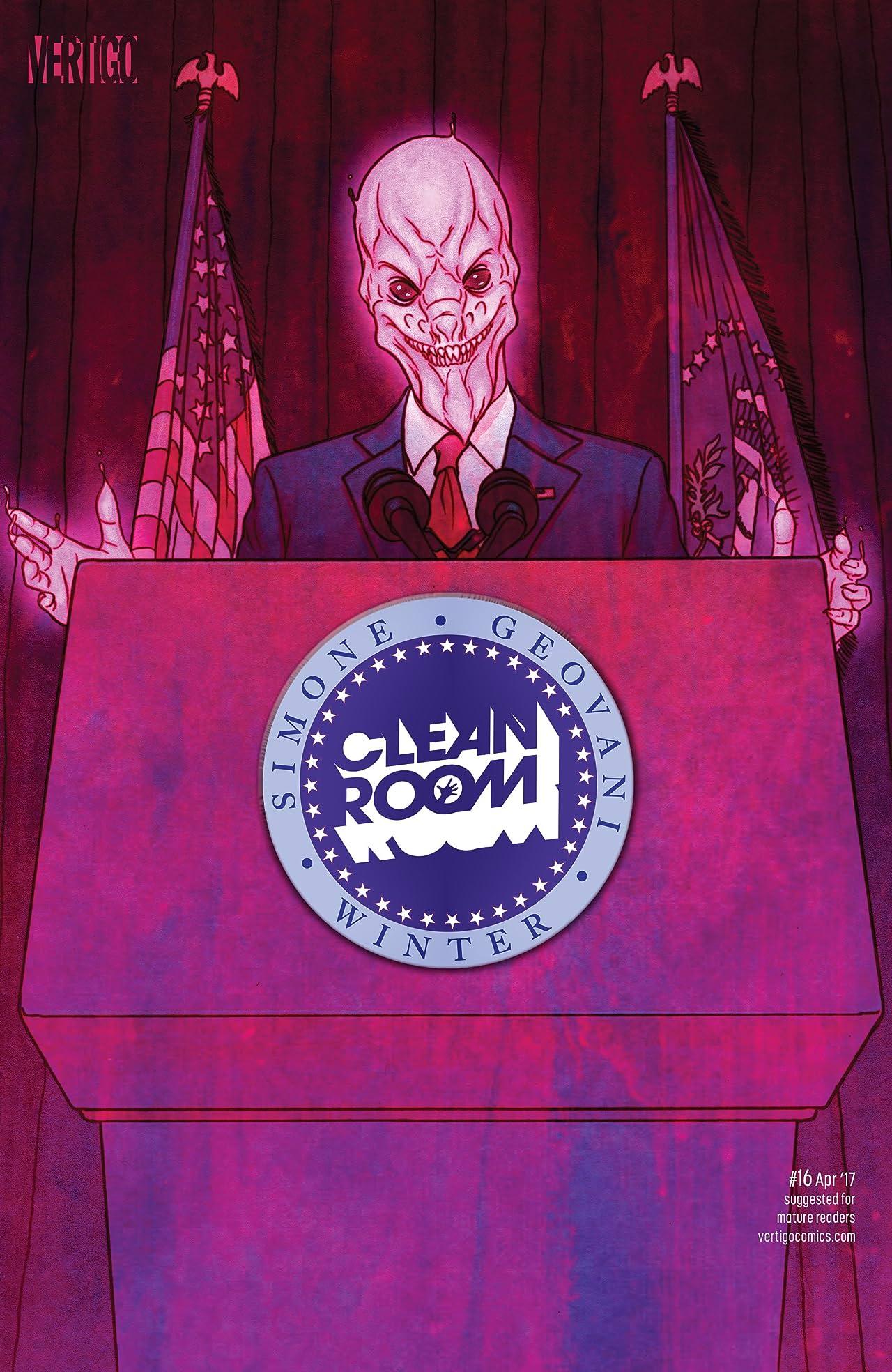 Clean Room (2015-2017) #16