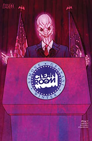 Clean Room (2015-) No.16