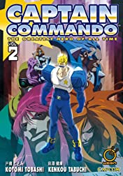 Captain Commando Vol. 2