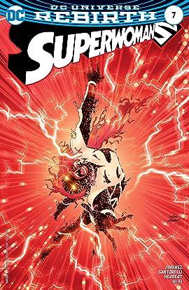 Superwoman (2016-2017) #7