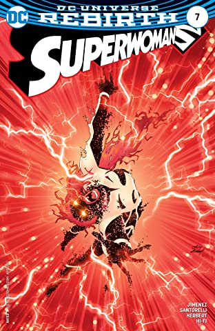 Superwoman (2016-2017) #7