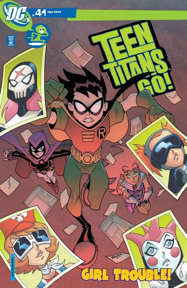 Teen Titans Go! (2004-2008) #41