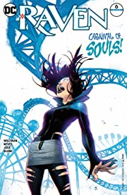 Raven (2016-2017) #6