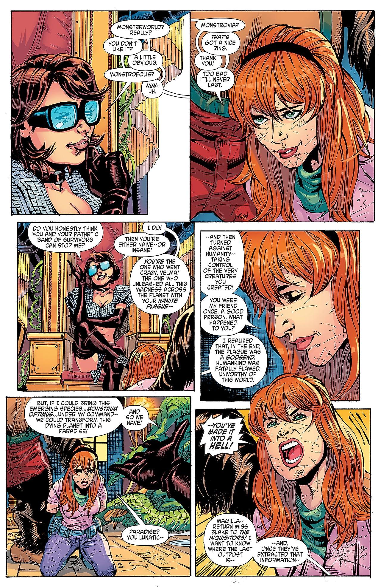 Scooby Apocalypse (2016-) #10