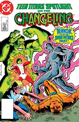 Teen Titans Spotlight (1986-1988) #9