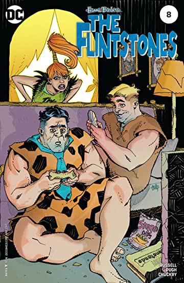 The Flintstones (2016-) #8