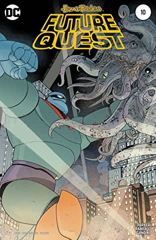 Future Quest (2016-) No.10