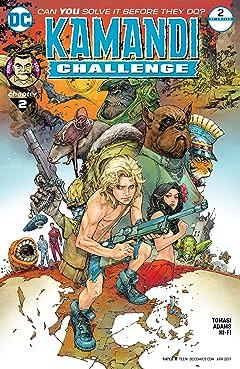 The Kamandi Challenge (2017) No.2