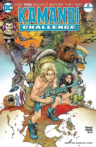 The Kamandi Challenge (2017-) #2