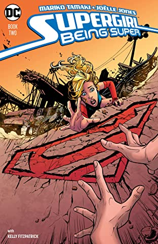 Supergirl: Being Super (2016-) #2