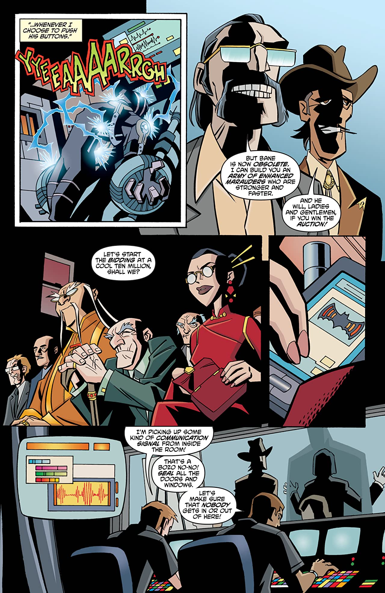 The Batman Strikes! #12
