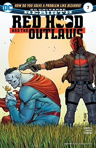 Red Hood and the Outlaws (2016-) #7