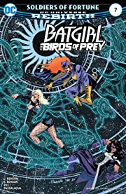 Batgirl and the Birds of Prey (2016-2018) #7