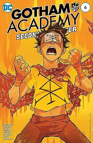 Gotham Academy: Second Semester (2016-) #6