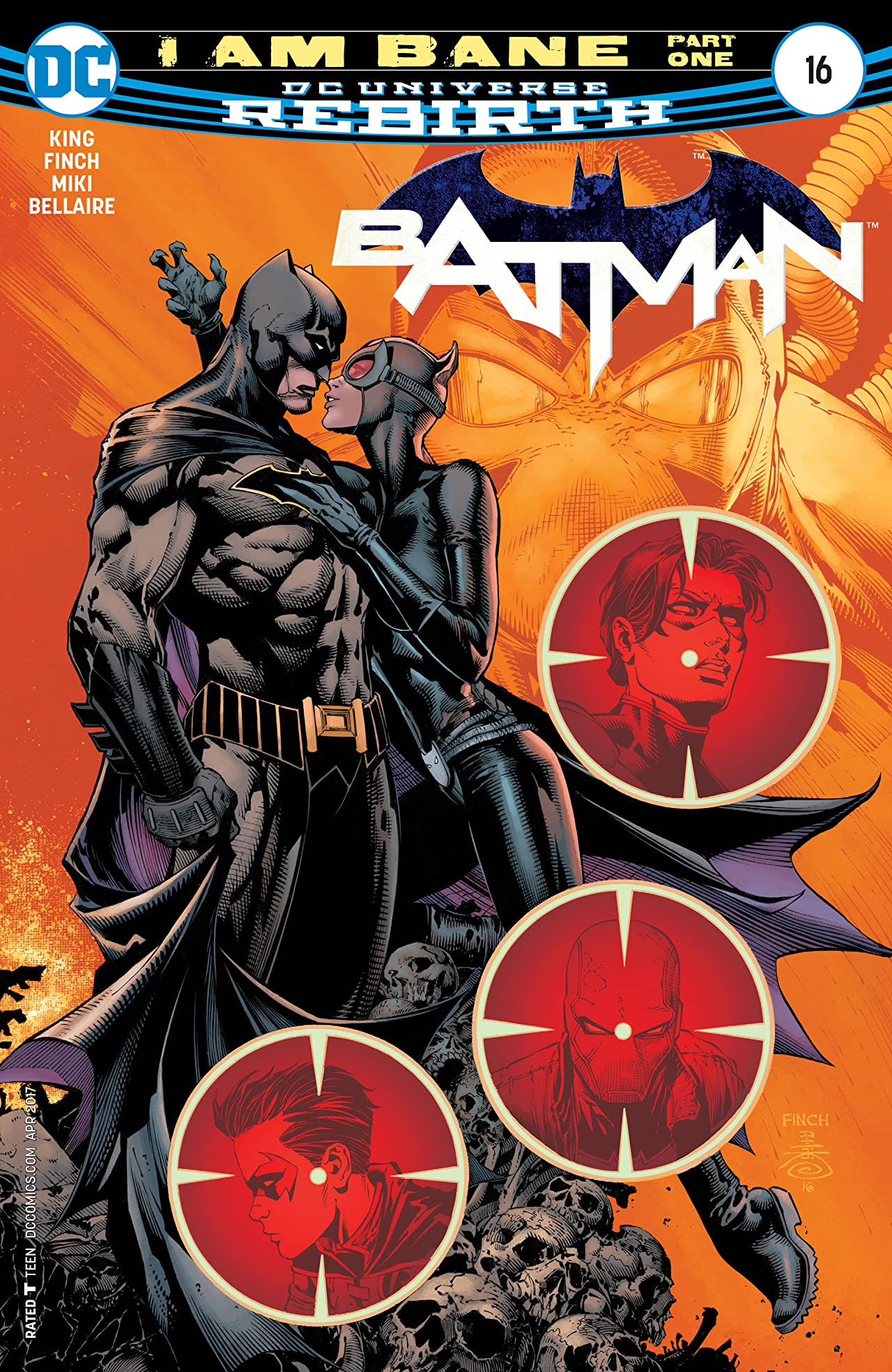 Batman #15 Review