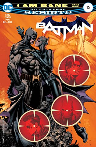 Batman (2016-) No.16
