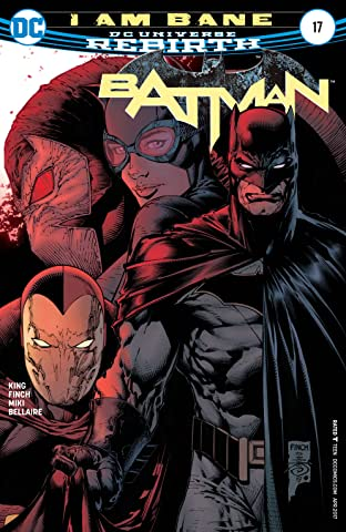 Batman (2016-) No.17