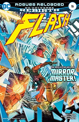 The Flash (2016-) #16