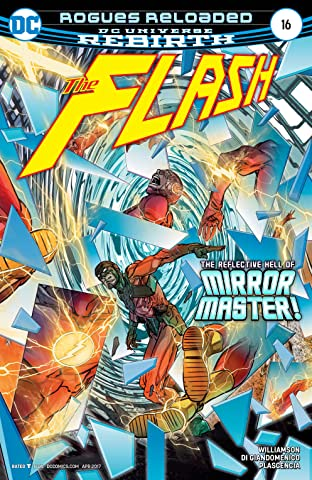 The Flash (2016-) No.16